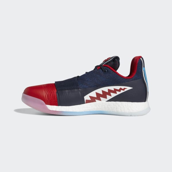 b50245f8ce17 adidas Harden Vol. 3 Shoes - Blue