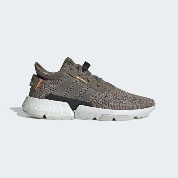 dde0d5aa697ef adidas POD-S3.1 Shoes - Black