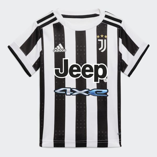 Juventus 21/22 Home Baby Kit