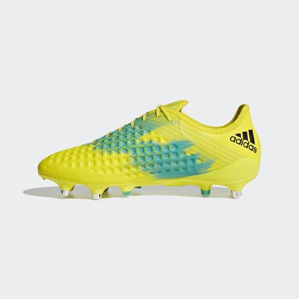 38d9206ce1f7 adidas Predator Malice SG Boots - Yellow
