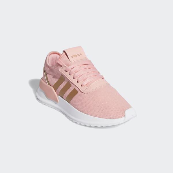 rose gold kids adidas