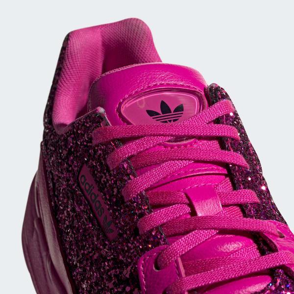 41a6fc4c50 adidas Falcon Shoes - Pink | adidas US