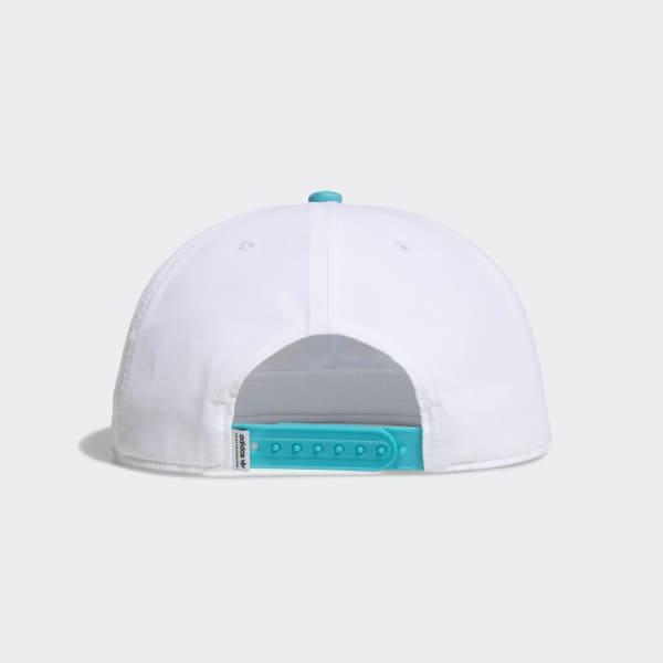 Jockey Skulls Snapback - Blanco adidas  d0b42258780