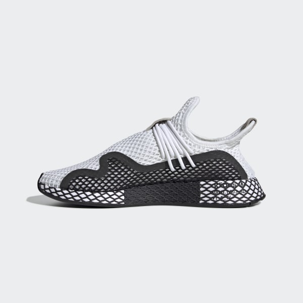 adidas Deerupt S Shoes - White | adidas