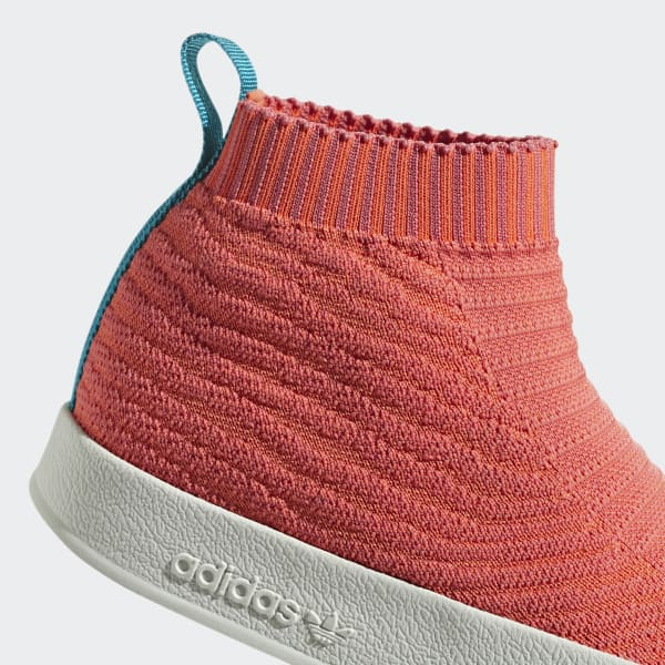 adidas Adilette Primeknit Sock Schuh Orange | adidas Austria