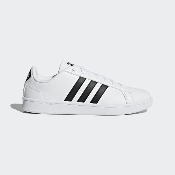 adidas Cloudfoam Advantage Shoes - White  ef3d9c8d4
