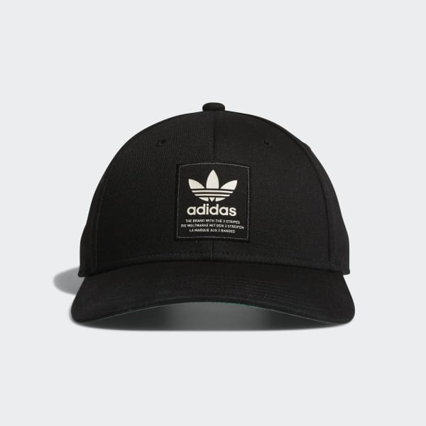 Trefoil Patch Hat by Adidas