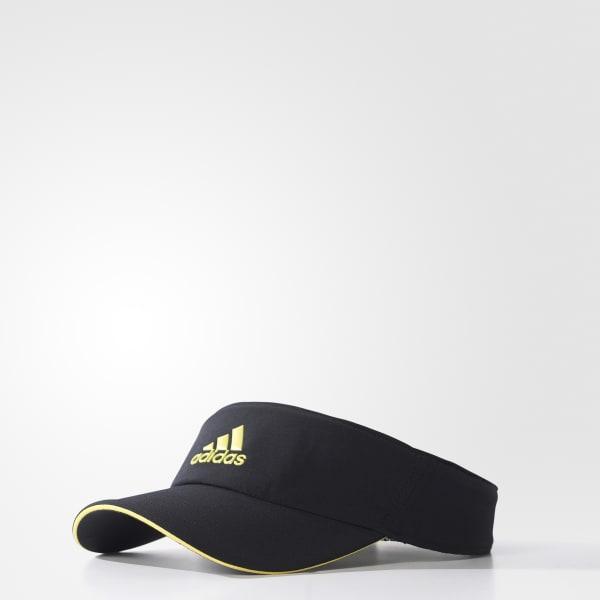 adidas Visera Climalite - Negro  3df7dc12ceb