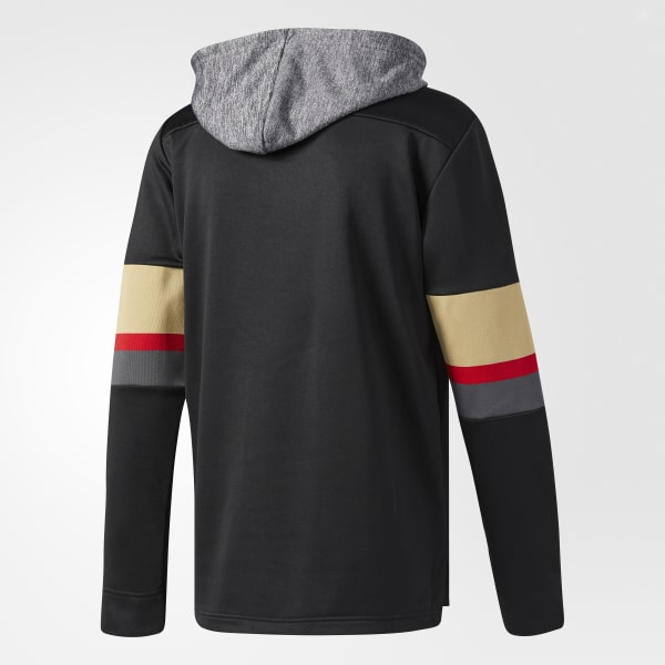 sneakers for cheap 0d987 150ab adidas Golden Knights Jersey Replica Pullover Hoodie - Multicolor | adidas  US