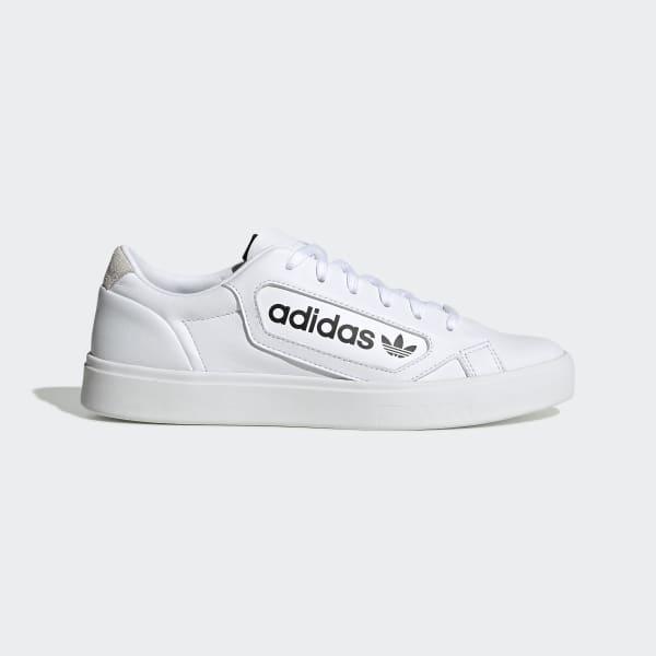 chaussure adidas blanc