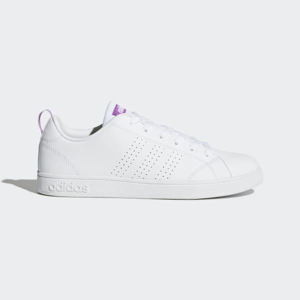 new style d4e1c bd987 Zapatillas VS Advantage Clean - Blanco adidas   adidas Peru