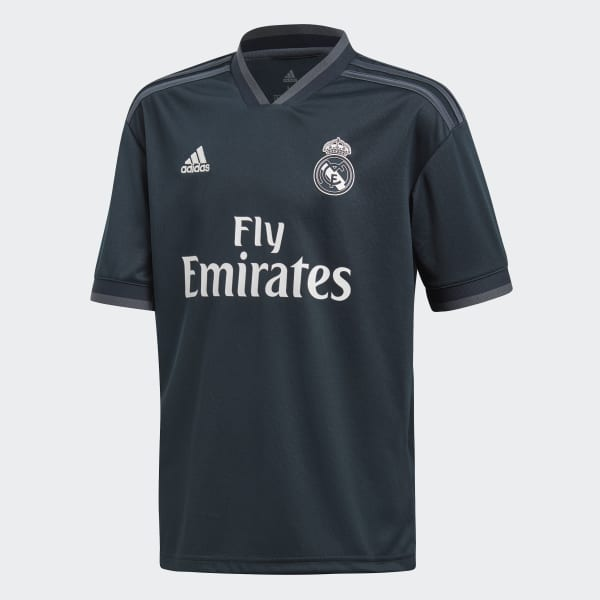 f16e540eb adidas Real Madrid Away Jersey - Grey