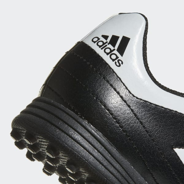 Zapatillas de fútbol para césped artificial Goletto 6 - Negro adidas ... 8ee82a5183555
