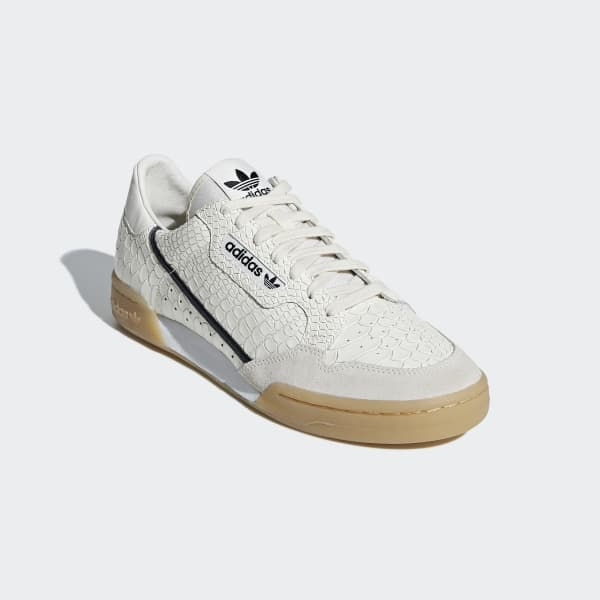 ea36e39dcc2e adidas Continental 80 Shoes - White
