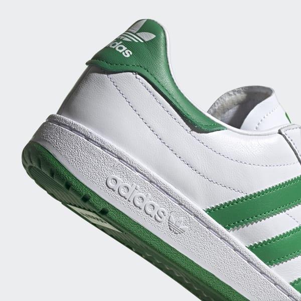adidas court blanche