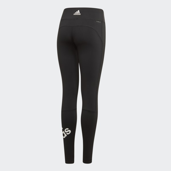 Believe This Branded Leggings