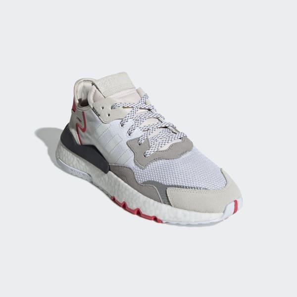 26114ae8 adidas Кроссовки Nite Jogger - белый | adidas Россия