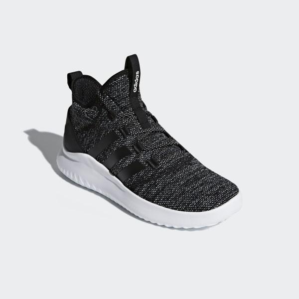 adidas Cloudfoam Ultimate B-Ball Shoes - Black  350226834c62