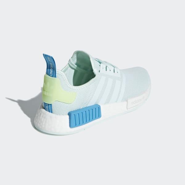 50b385e6 adidas NMD_R1 sko - Grøn | adidas Denmark