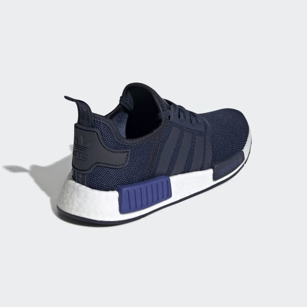 Kids NMD R1 Navy and Blue Shoes | adidas US