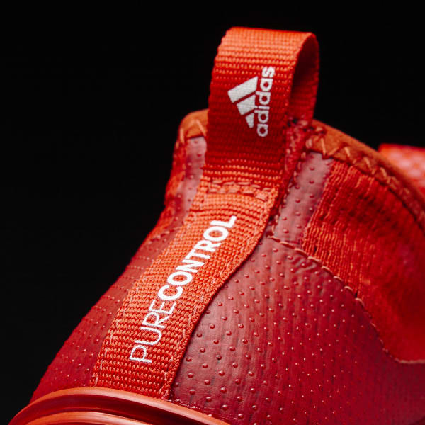 083b670c7f83c Chuteira Infantil Ace Tango 17.+ Purecontrol - Society - Vermelho adidas