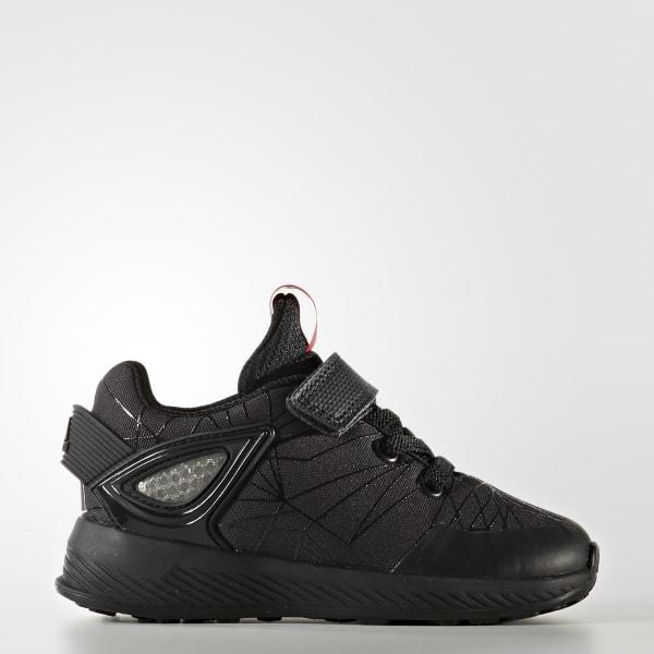 hot sale online e2449 419a8 adidas Spider-Man RapidaRun Shoes - Black  adidas US
