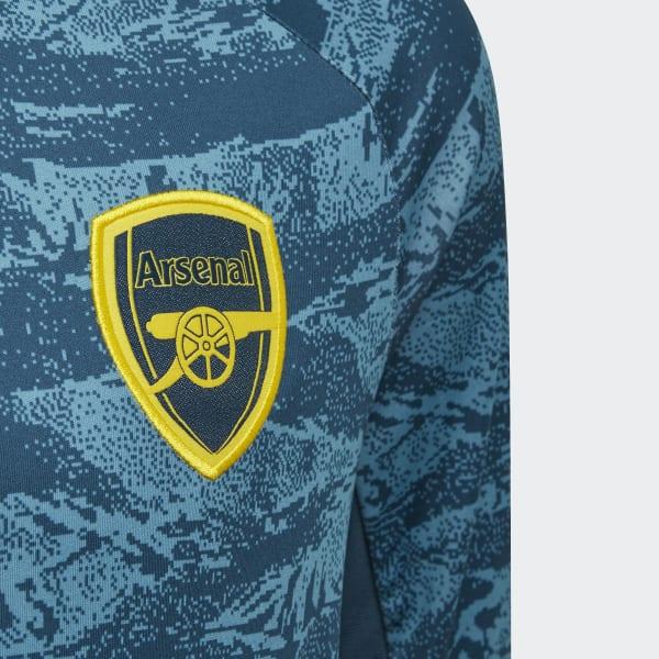 info for 40d84 c8d6e adidas Arsenal Home Goalkeeper Jersey - Green | adidas UK
