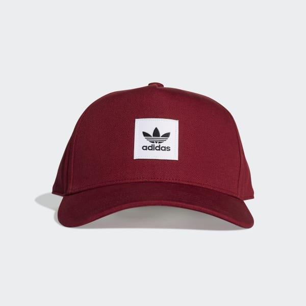 adidas Originals Aframe Cap One Size Collegiate Burgundy