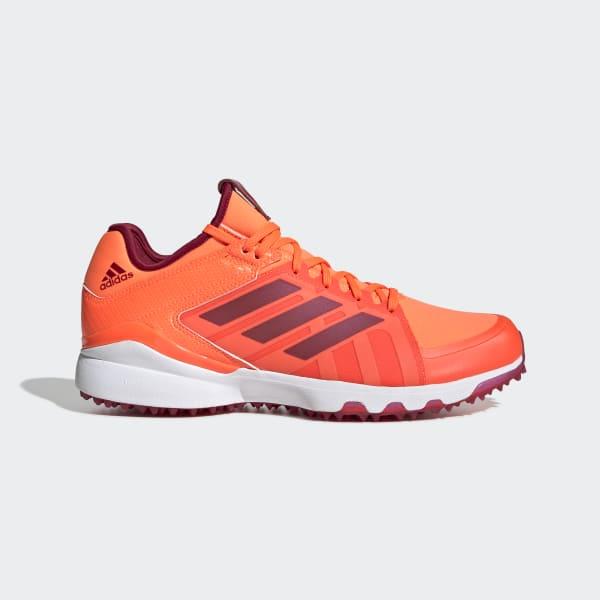 adidas Hockey Lux Shoes - Orange