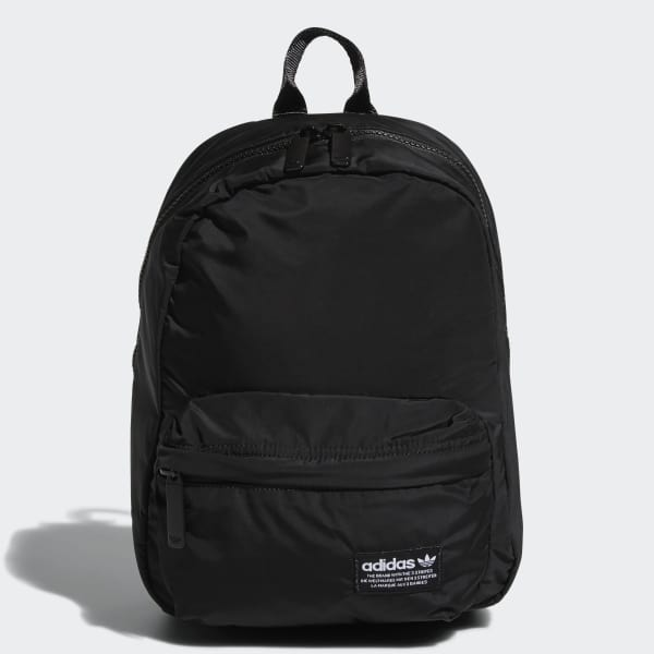 adidas National Compact Backpack - Black  9d72cf1fc08f9
