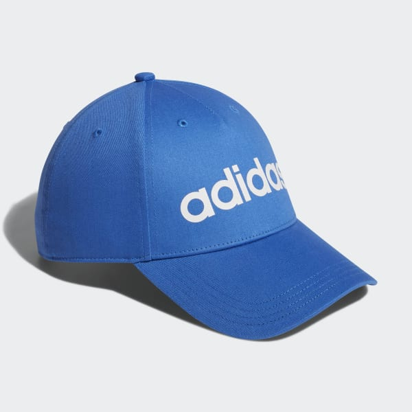 Boné Daily - Azul adidas  7a8443733b8