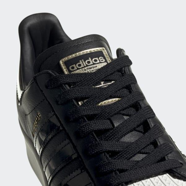 portafoglio dissolvenza Condensare  Scarpe Superstar Bold - Nero adidas | adidas Italia