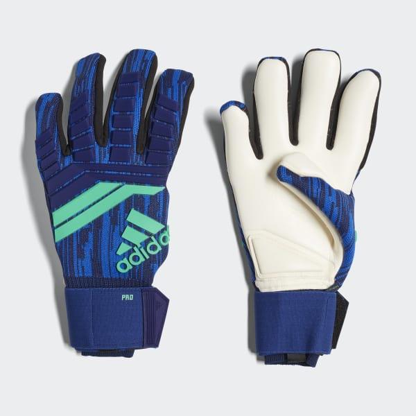 adidas Predator 18 Pro Gloves - Blue | adidas US