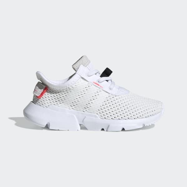 brand new 6b983 17665 adidas POD-S3.1 Shoes - White   adidas UK