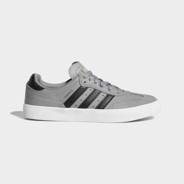 adidas Busenitz Vulc RX Shoes - Grey