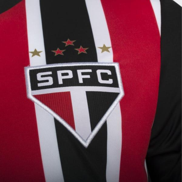 CAMISA SAO PAULO II - Vermelho adidas  4054cac60a251
