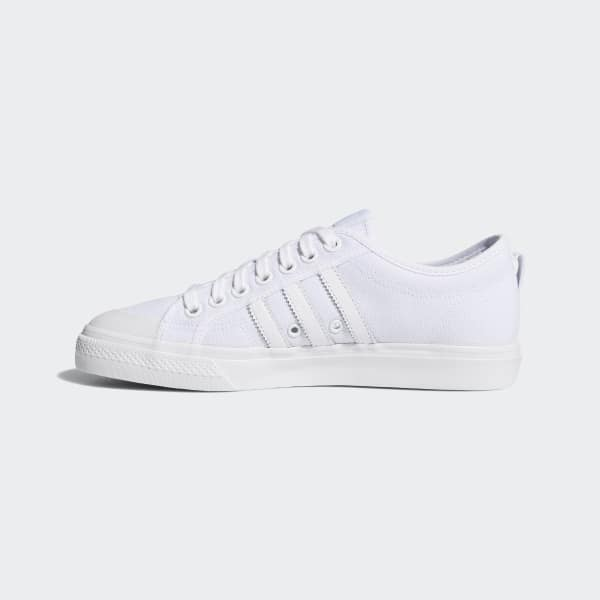 f2daf0e65897 adidas Nizza Low Shoes - White