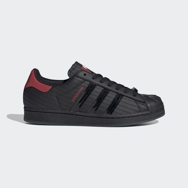 puesto foro Pegajoso  adidas Superstar Star Wars Darth Vader Shoes - Black | adidas Canada