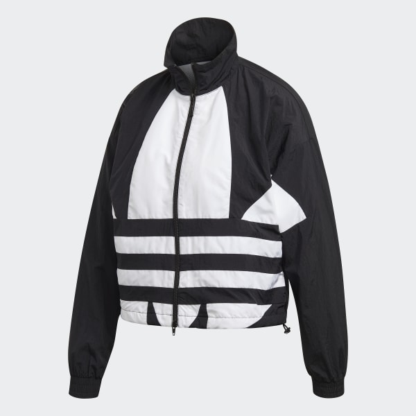 Large Logo Track Jacket