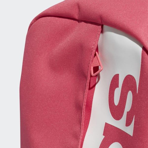 0a49581c02 adidas Mochila Linear Performance - Rosa