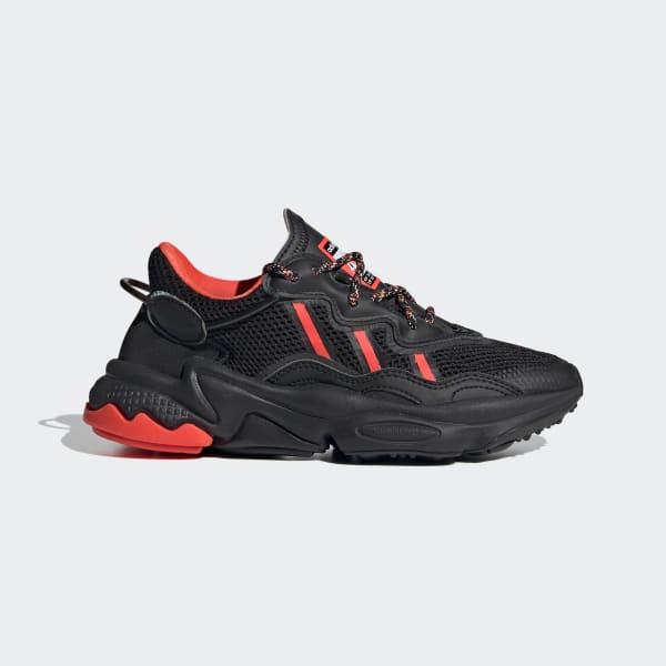 adidas OZWEEGO Shoes - Black   adidas UK