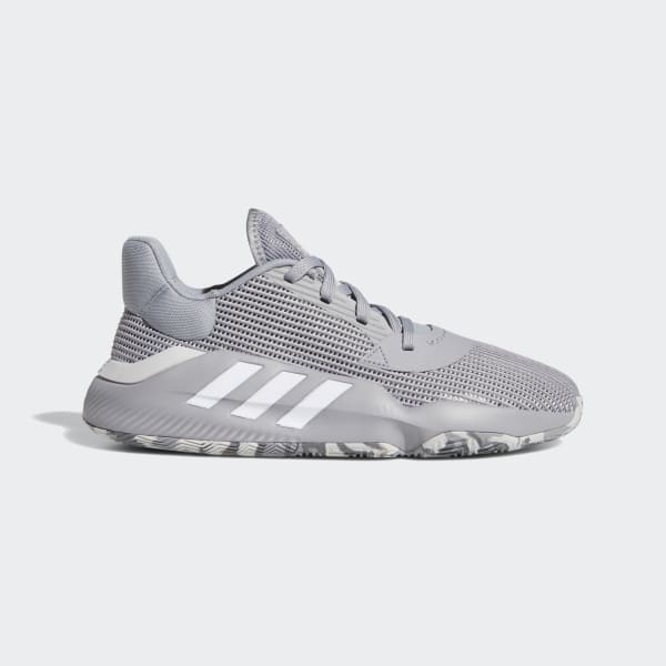 adidas Pro Bounce 2019 Low Shoes - Grey