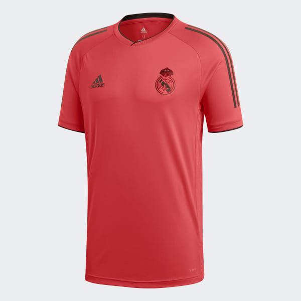 adidas Camiseta de Entrenamiento Ultimate Real Madrid Rojo | adidas Colombia