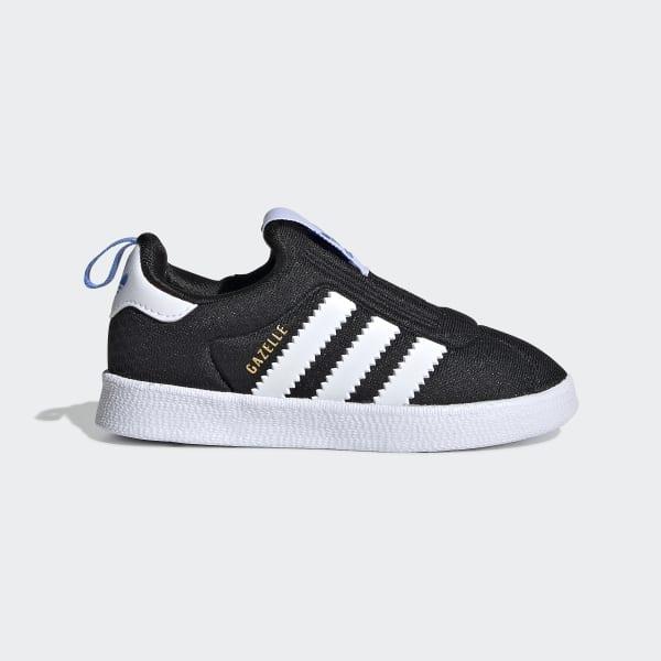 adidas Gazelle 360 Shoes - Black