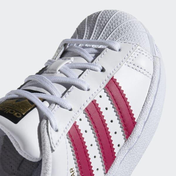 968ecb0a5 Tênis Superstar Foundation - Branco adidas