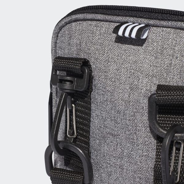 6488d00ce2 adidas Trefoil Casual Festival Bag - Grey