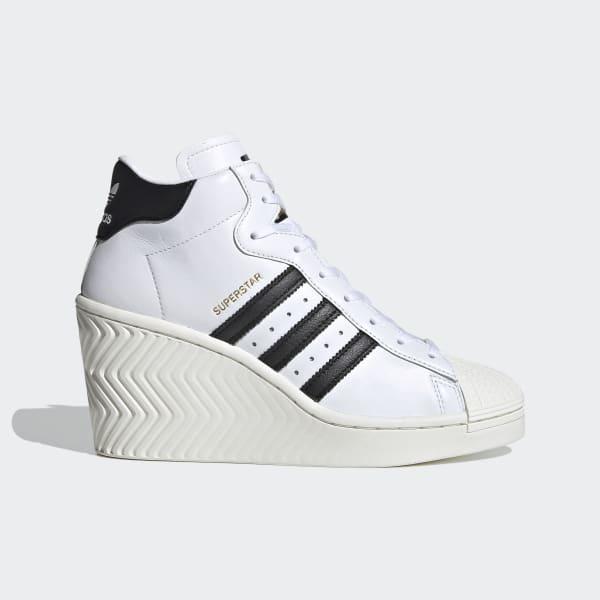 Específico Señora Cordero  adidas Zapatillas Superstar Ellure - Blanco | adidas Argentina