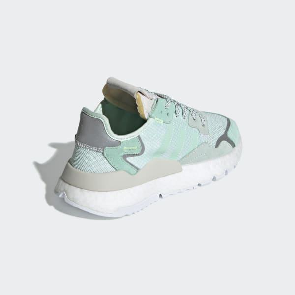 adidas nite jogger verde