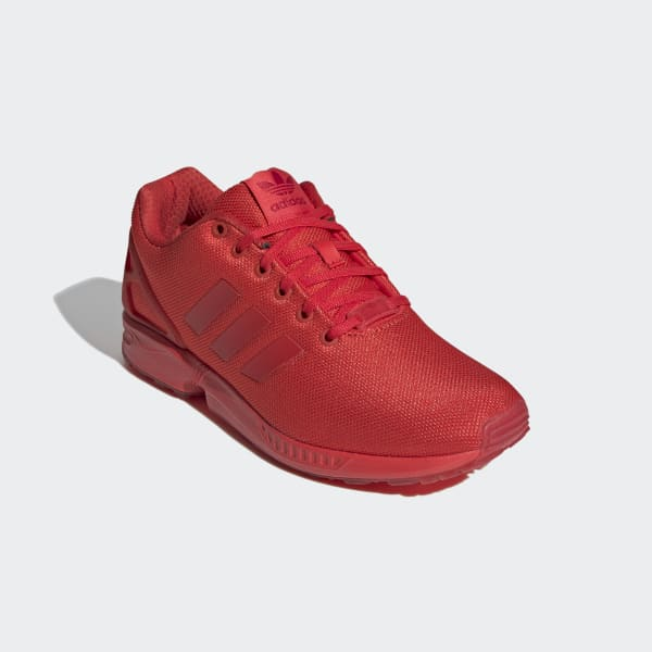 adidas ZX Flux Shoes - Red   adidas Canada