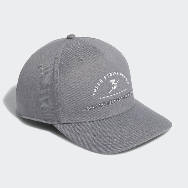 หมวกแก๊ป Three Stripe Brand